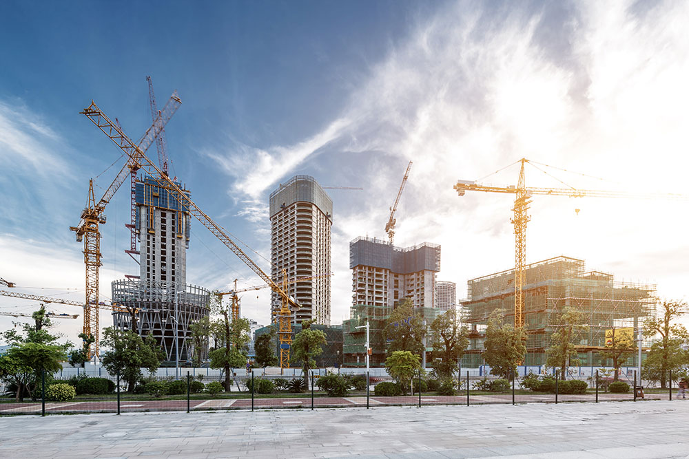 Commercial property development in Calgary