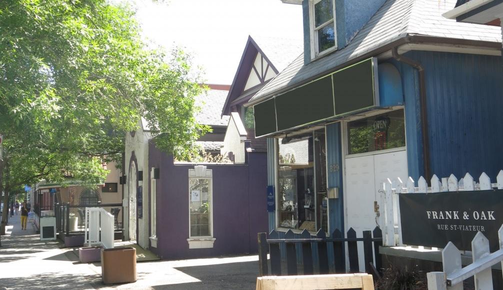 829 17th Avenue Sw Calgary Alberta Commercial Real - calgary alberta real estate